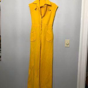 Ladies Vintage Pantsuit
